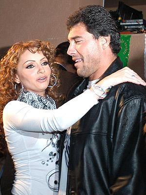 principal Angelica Rivera y Eduardo Yanez
