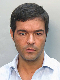 Pablo Montero Mugshot