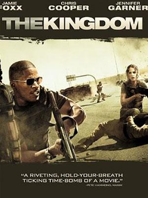 The Kingdom DVD