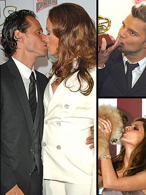 principal Kisses: Jennifer, Marc, Ricky, Sarah Michelle