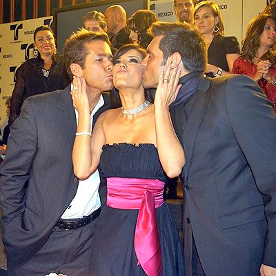 Gabriela Espino y Fernando Carrillo