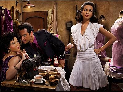 Jennifer López, Rodrigo Santoro, Camilla Belle
