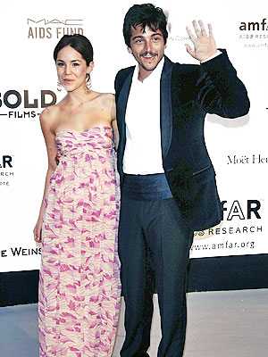 Camila Sodi y Diego Luna