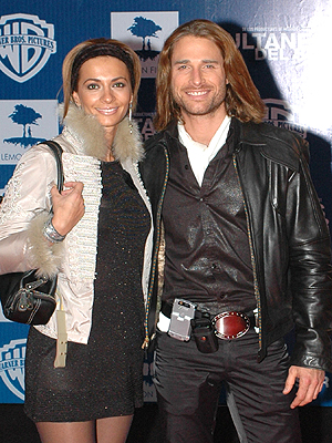 Sebastian Rulli y Cecilia Galliano