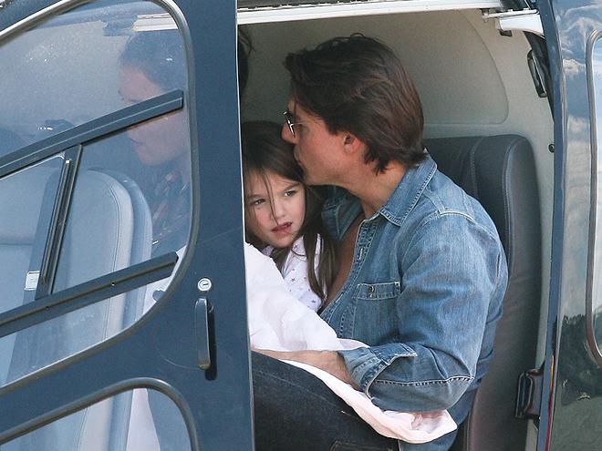 Tom Cruise, Suri