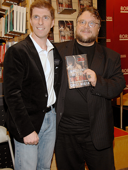 Guillermo del Toro, Chuck Hogan