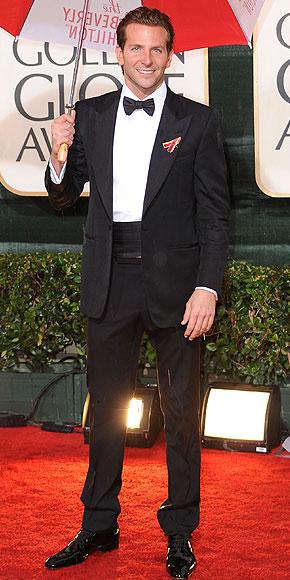 Bradley Cooper, Mejor vestidos 2010