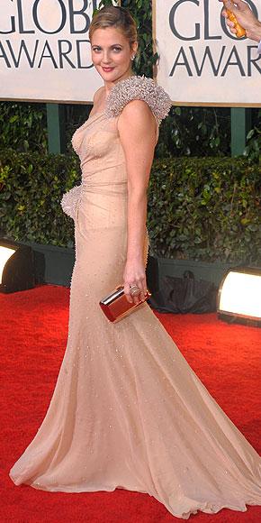 Drew Barrymore, Mejor vestidos 2010