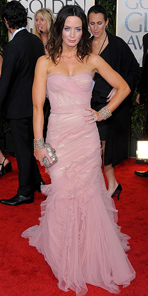 Emily Blunt, Mejor vestidos 2010