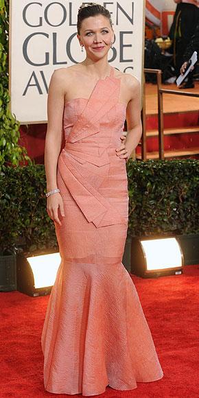 Maggie Gyllenhaal, Mejor vestidos 2010