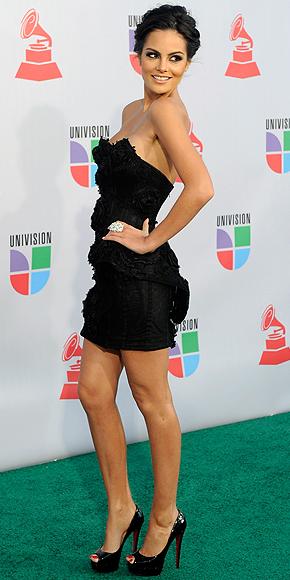 Ximena Navarrete, Latin Grammy 2010
