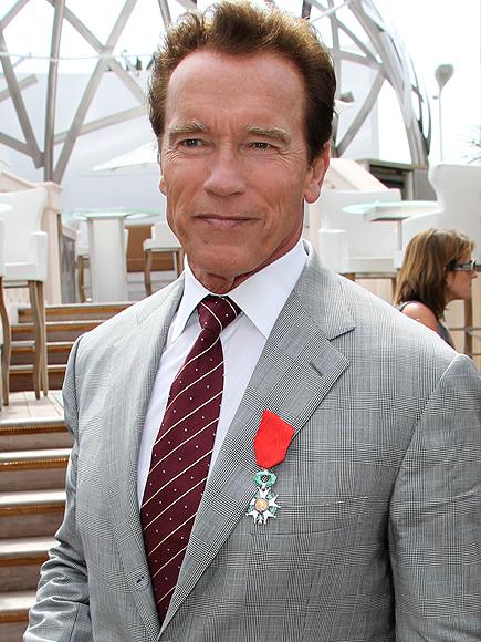 Arnold Schwarzenegger, Hijos sorpresa
