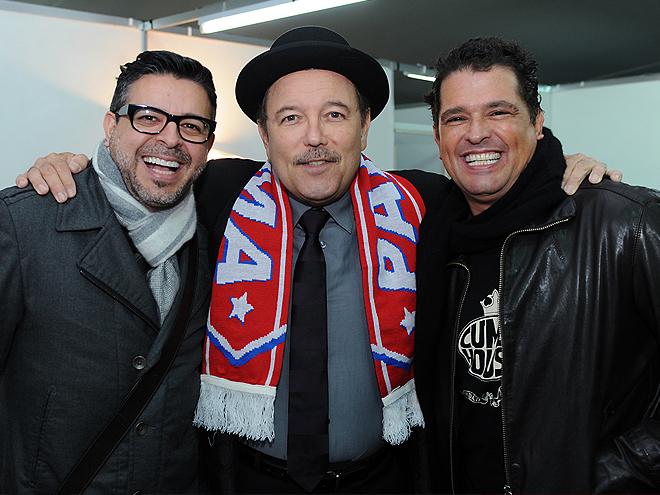 Luis Enrique, Rubén Blades, Carlos Vives