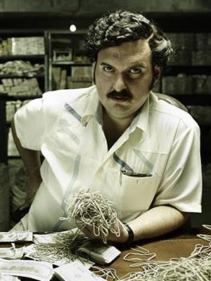 Juan Camilo Ferrand, Pablo Escobar