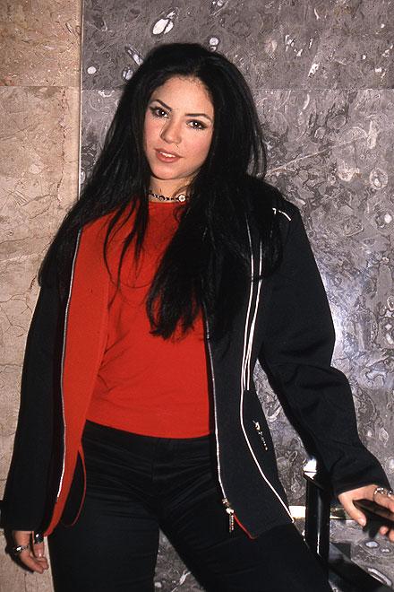 Shakira, 1996, Before You Knew Them
