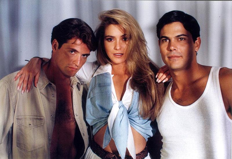 Juan Soler, Daniela Castro, Francisco Gattorno