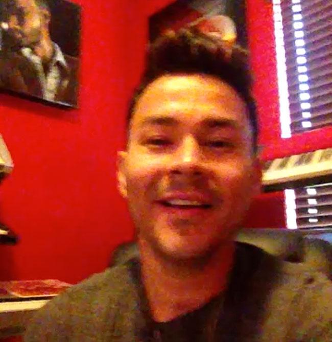 Frankie J, foto video
