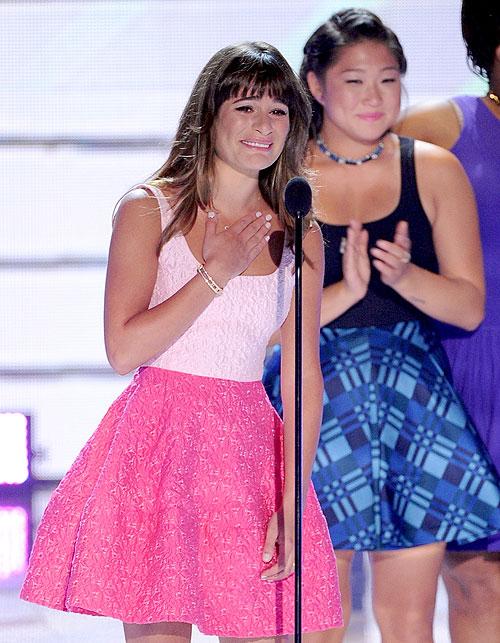 Lea Michele, Míralos