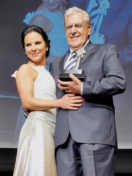 Kate del Castillo, Eric del Castillo