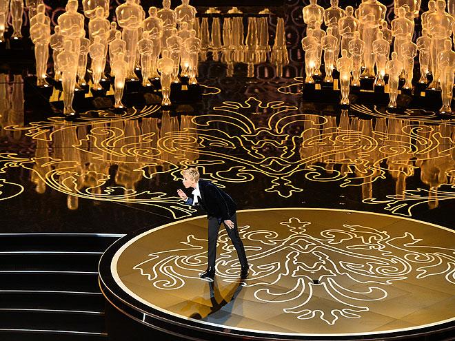 Ellen DeGeneres, Ja gala de los Premios Oscar 2014
