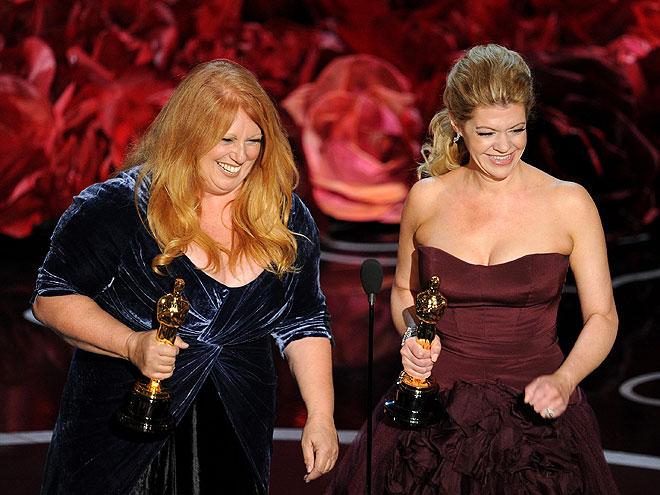 Adruitha Lee, Robin Mathews, Gala Premios Óscar 2014