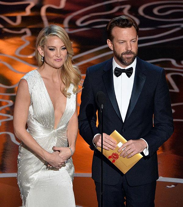 Kate Hudson, Jason Sudeikis, Gala Premios Óscar 2014