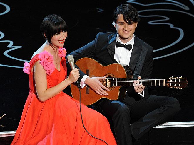 Karen O, Ezra Koenig, Gala Premios Óscar 2014