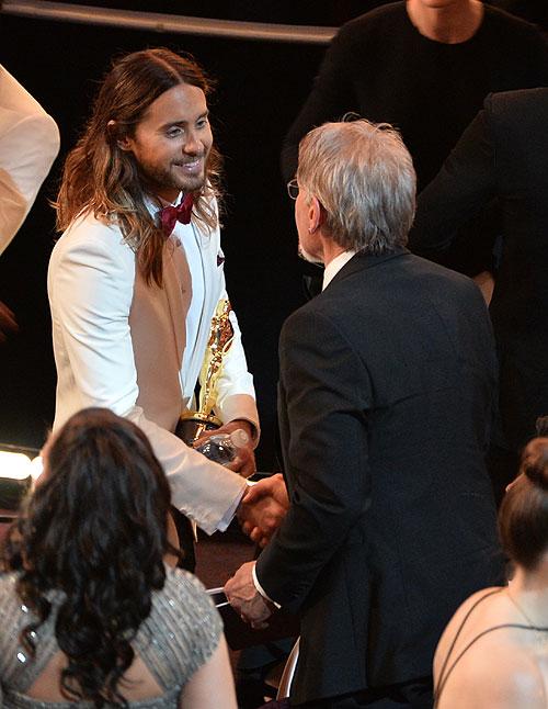 Harrison Ford, Jared Leto, Gala Premios Óscar 2014