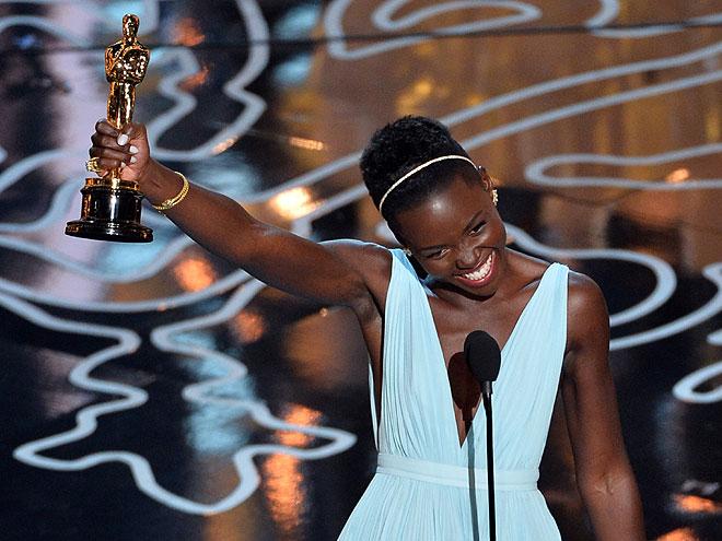 Lupita Nyong'o, Gala Premios Óscar 2014