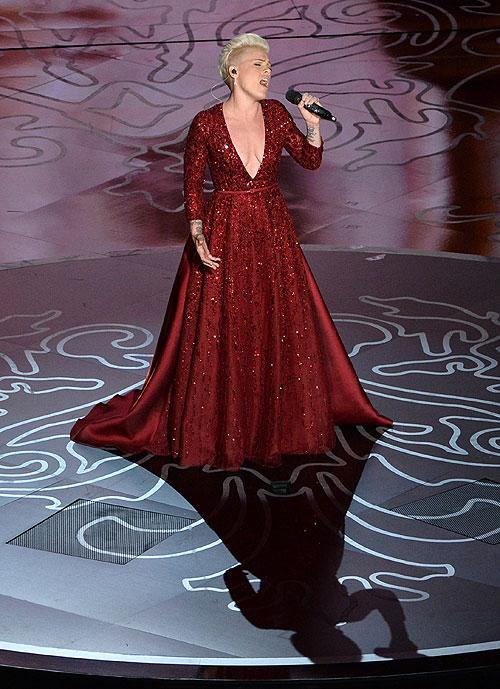 Pink, Gala Premios Óscar 2014