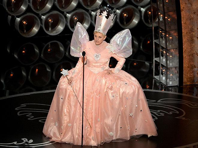 Ellen DeGeneres, Gala premios Óscar 2014
