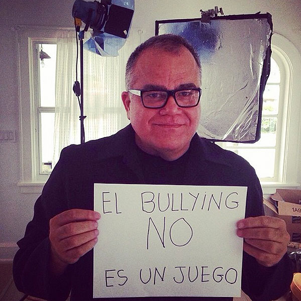 Armando Correa, bullying