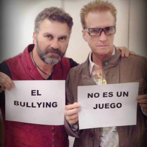 Manuel Mijares, Emmanuel, bullying