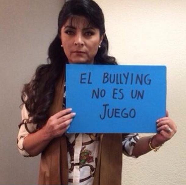Victoria Ruffo, bullying