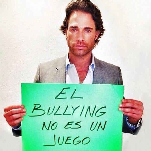 Sebastián Rulli, bullying