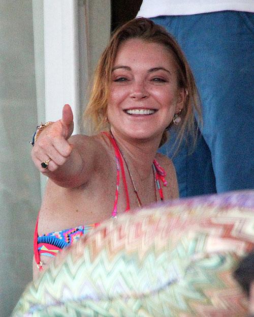 Lindsay Lohan, Míralos