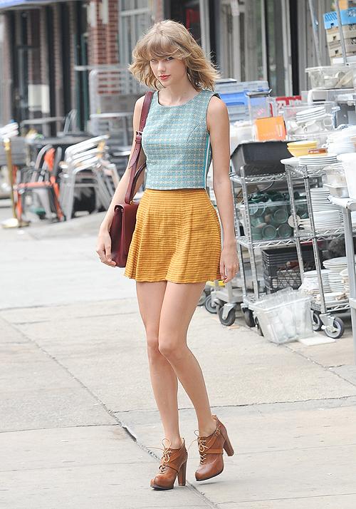 El look del día, Taylor Swift