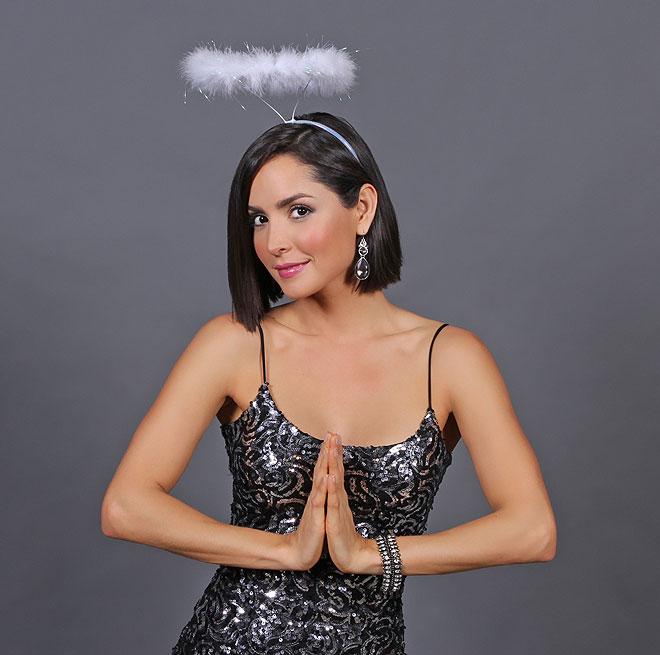 Carmen Villalobos, Navidad, famosos, comidas favoritas, 2013