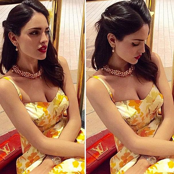 Eiza González, Instagram