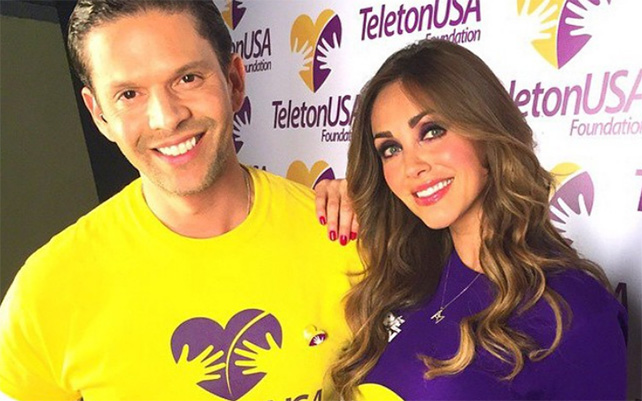 Rodner Figueroa y Anahí