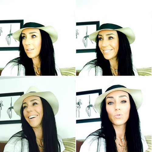 Inés Gómez Mont, Instagram