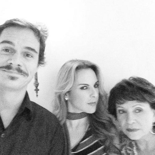 Kate del Castillo, Instagram