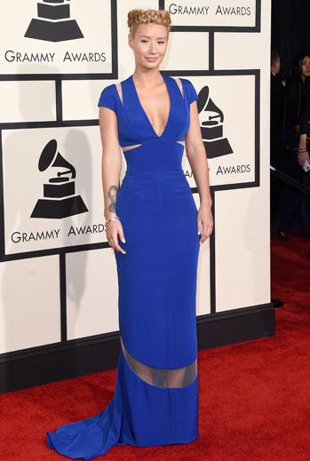 Grammy 2015 Ellas, Iggy Azalea
