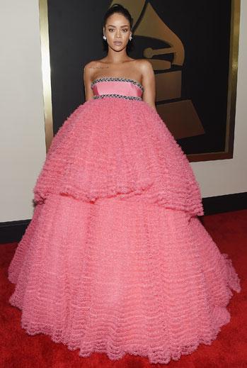 Grammy 2015 Ellas, Rihanna