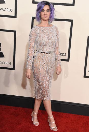 Grammy 2015 Ellas, Katy Perry