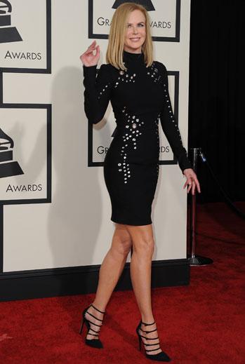 Grammy 2015 Ellas, Nicole Kidman