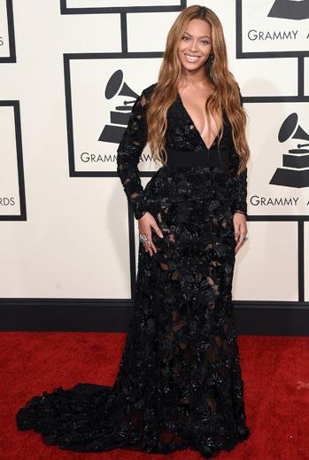 Grammy 2015 Ellas, Beyoncé
