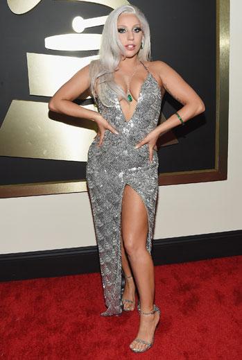 Grammy 2015 Ellas, Lady Gaga