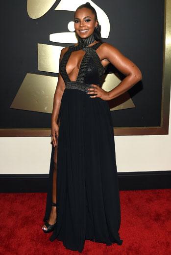 Grammy 2015 Ellas, Ashanti