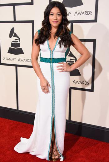 Grammy 2015 Ellas, Gina Rodríguez